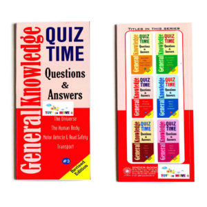 Rent a General Knowledge Quiz book, Dubai | Toysonmove